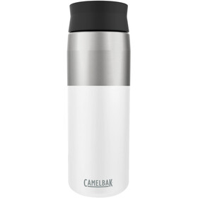 CamelBak Hot Cap Bouteille isotherme en inox 600ml, white